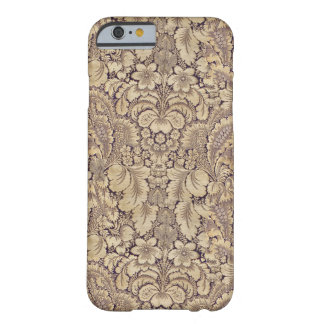 Elegant Vintage Floral Pattern #1 Barely There iPhone 6 Case