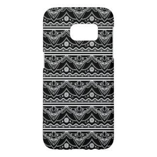 Elegant Vintage Pattern Samsung Galaxy S7 Case