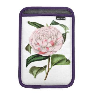 ELEGANT VINTAGE PINK FLORAL SLEEVE FOR iPad MINI