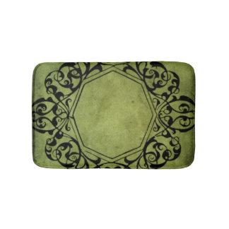 Elegant Vintage Victorian Style Design Bath Mat