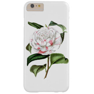 ELEGANT VINTAGE WHITE FLORAL BARELY THERE iPhone 6 PLUS CASE