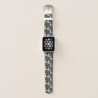 Elegant Violin Scroll Apple Watch Band