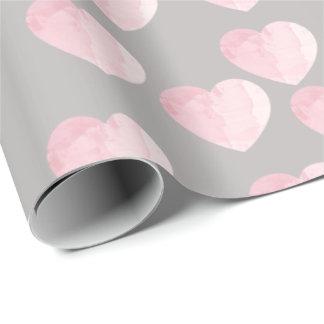 elegant watercolor love heart