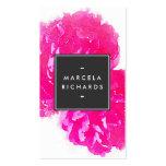 Elegant Watercolor Pink Peonies II