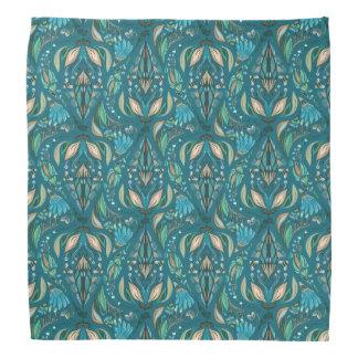 Elegant wedding floral rustic beautiful pattern bandanas