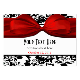 Elegant Wedding Gift Tags Business Cards