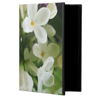 Elegant white lilac blossom photo powis iPad air 2 case