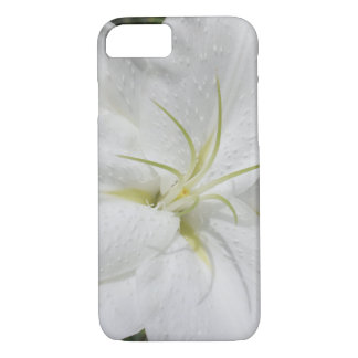 Elegant White Lily Floral Easter iPhone 8/7 Case