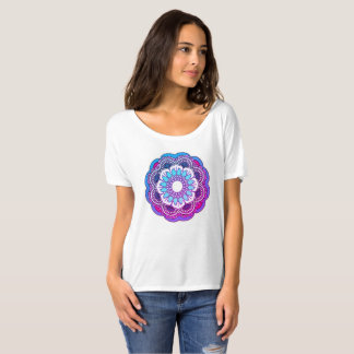 Elegant White Lotus to Bring Good Charm T-Shirt