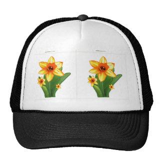 Elegant Wild Exotic Cactus Flower on Shirts  GiftS Trucker Hat