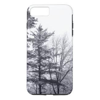 Elegant Winter Trees Photograph iPhone 7 Plus Case