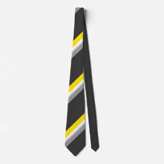 Elegant Young Coloured Tie