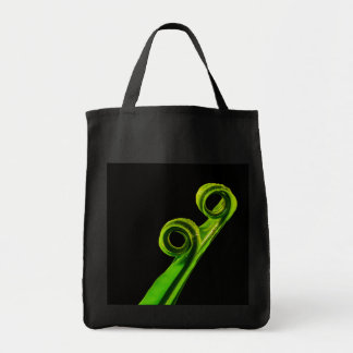 Elegant Young Fern Tote Bag