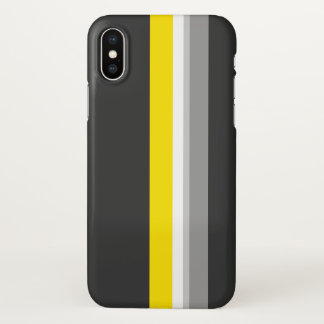 Elegant Young iPhone X Cover