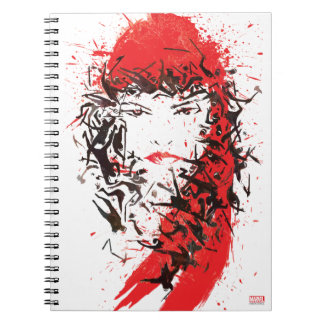 Elektra - Blood of her enemies Notebooks
