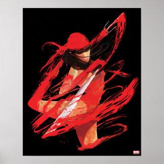 Elektra Fluidity Poster