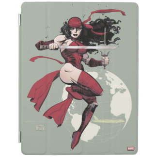 Elektra Traveling The World iPad Cover