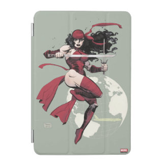 Elektra Traveling The World iPad Mini Cover