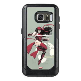 Elektra Traveling The World OtterBox Samsung Galaxy S7 Case
