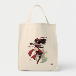Elektra Traveling The World Tote Bag
