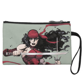 Elektra Traveling The World Wristlet