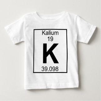 Element 019 - K - Kalium (Full) Baby T-Shirt