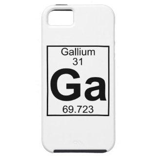 Element 031 - Ga - Gallium (Full) iPhone 5 Cover