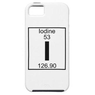 Element 053 - I - Iodine (Full) iPhone 5 Case