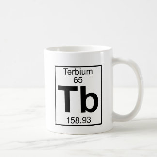 Element 065 - Tb - Terbium (Full) Mug