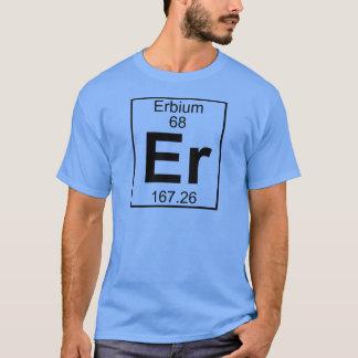 Element 068 - Er - Erbium (Full) T-Shirt