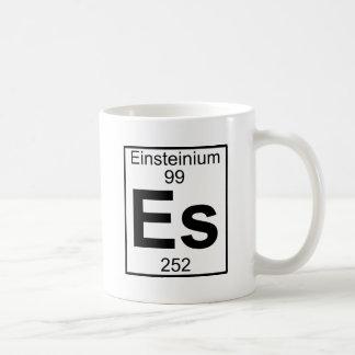 Element 099 - Es - Einsteinium (Full) Coffee Mug