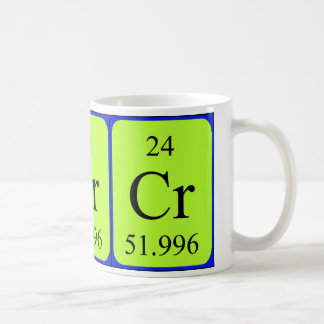 Element 24 mug - Chromium