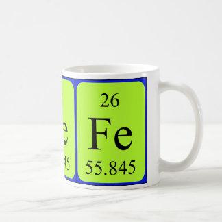 Element 26 mug - Iron