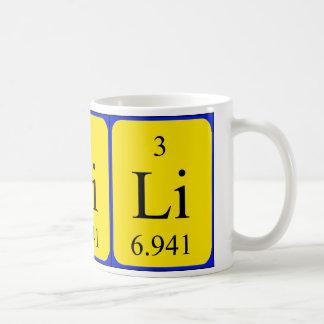 Element 3 mug - Lithium