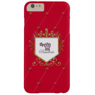 Element 79 barely there iPhone 6 plus case
