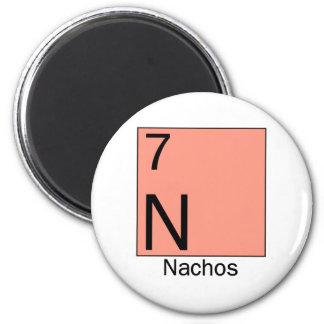 Element 7: Nachos Refrigerator Magnet