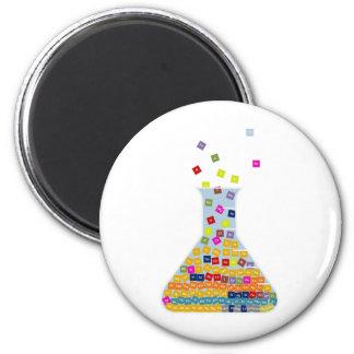 Element Beaker Magnet