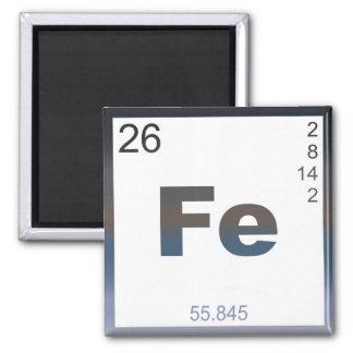 Element iron iron magnets