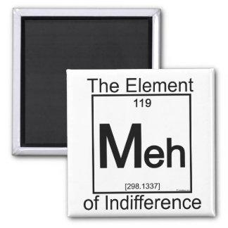 Element MEH Fridge Magnet
