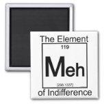 Element MEH Refrigerator Magnet