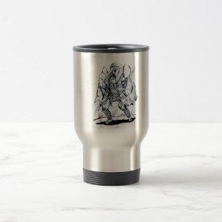 Elemental Air Samurai Travel Mug