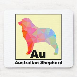 Elemental Aussie Mouse Pad