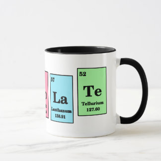 Elemental Chocolate Mug
