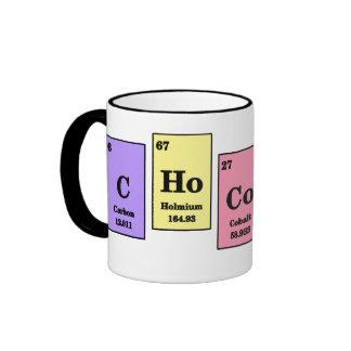 Elemental Chocolate Mug
