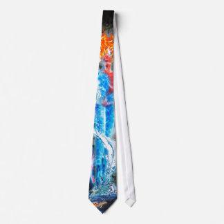 elemental girl tie