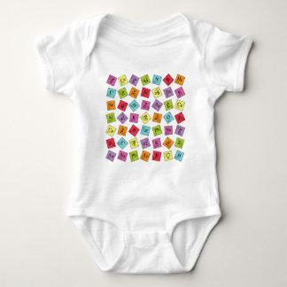 Elementary Periodic Baby Bodysuit