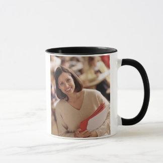 Elementary school teacher mug