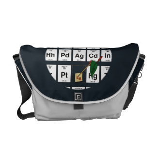 Elementary Thievery Courier Bag