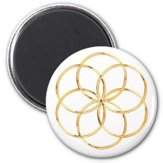 Elements For Life Seed Of Life Magnet