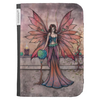 Elements in Sync Fairy Gothic Fantasy Kindle Case